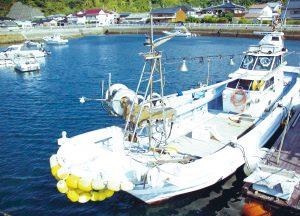 今週は西海大崎漁協です!