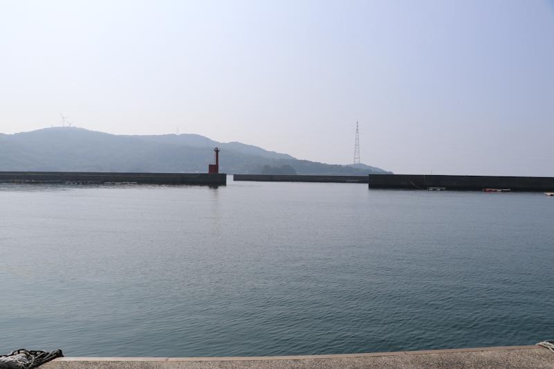 大瀬戸の海